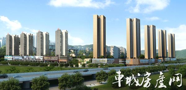 四方新城·都市麗景-湖北翔龙房地产开发有限公司