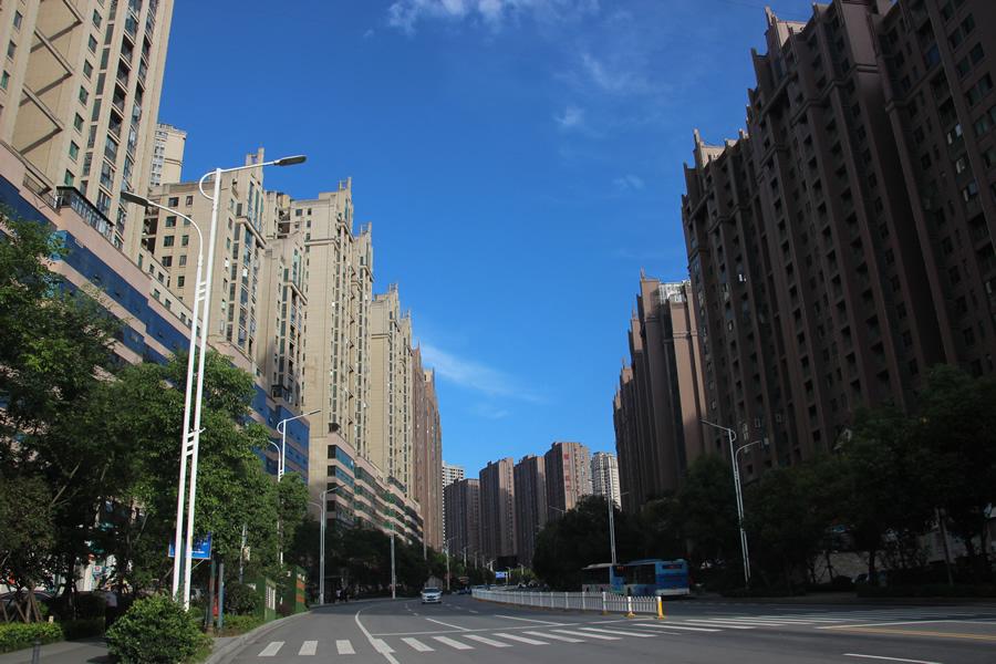 中庚·香山府实景图-3