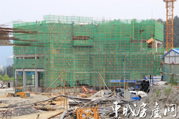 汉成·汽车公元实景图