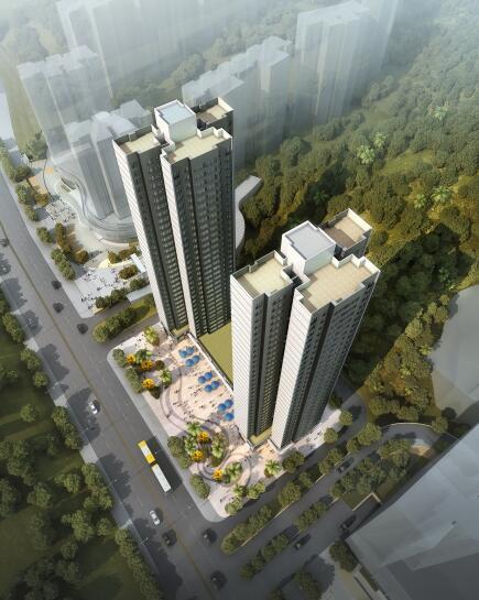 四方新城·尚都88号-湖北翔龙房地产开发有限公司