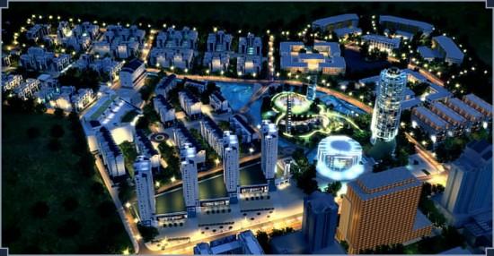 四方新城-湖北翔龙房地产开发有限公司