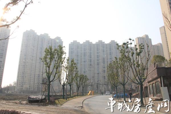 中庚·香山府实景图-5