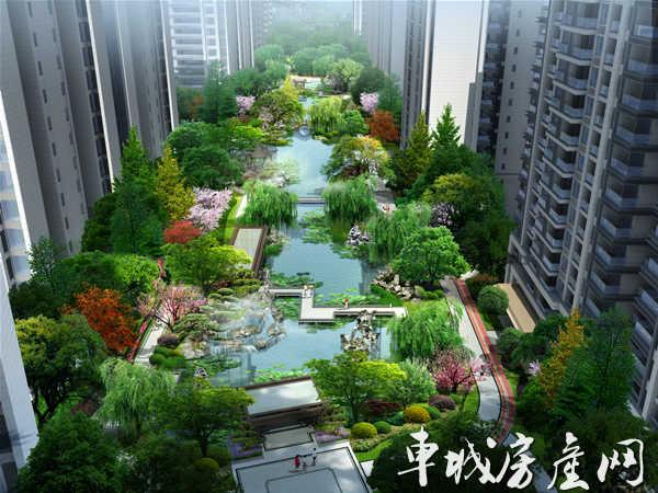 中国中铁·世纪山水效果图-10