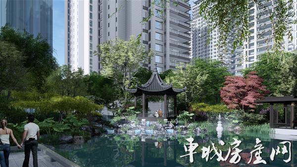 中国中铁·世纪山水效果图-7