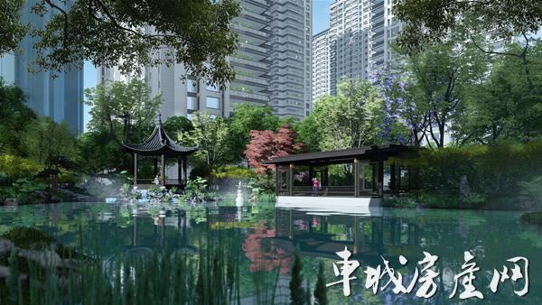 中国中铁·世纪山水效果图-6