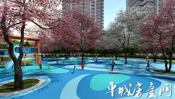 中国中铁·世纪山水效果图-4