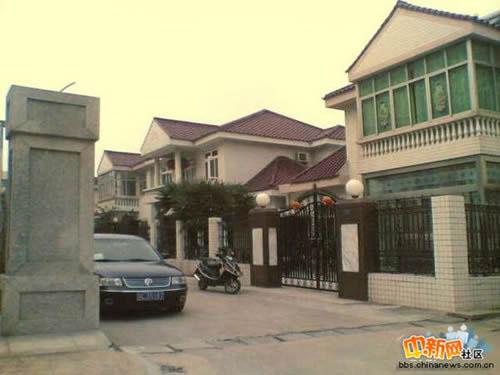 江苏某村的欧式别墅,那真叫美!