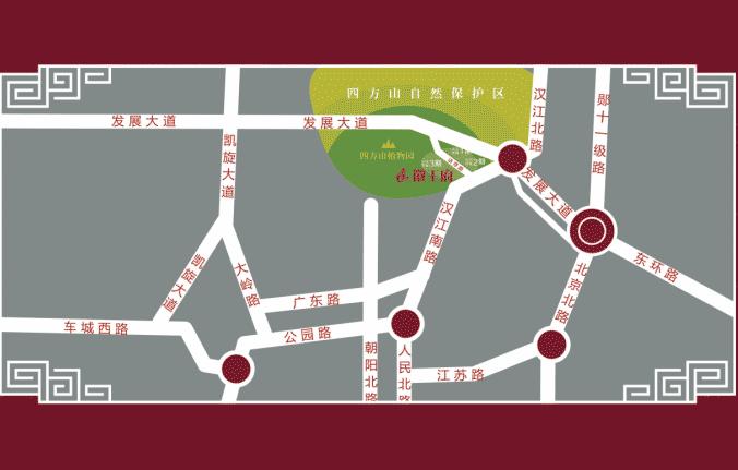 徽派园林,逍遥如画——小编探访山水龙城三期徽王府