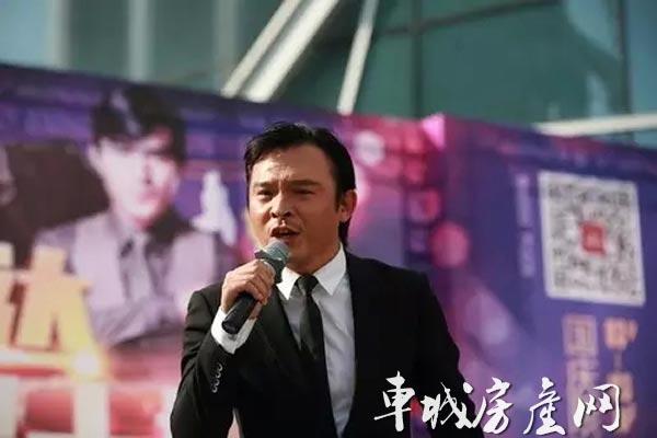 刘德华的模仿者陈黎明闪亮登场.图片