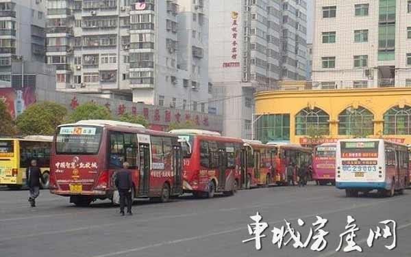 火车站公交总站