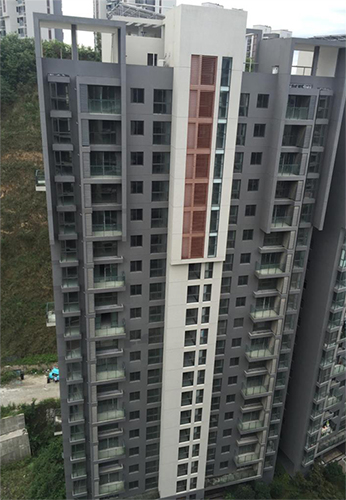 """关于""""翔龙•半山尚6#楼3单元办理《建设工程规划许可证》""""批前公示"""