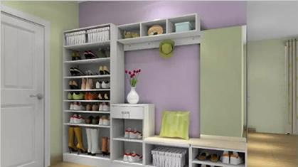 鞋柜是现在许多家庭的必备之一