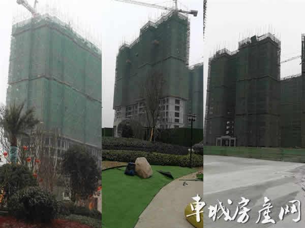 汉成时代|2019新春伊始,新家正在悄然长!