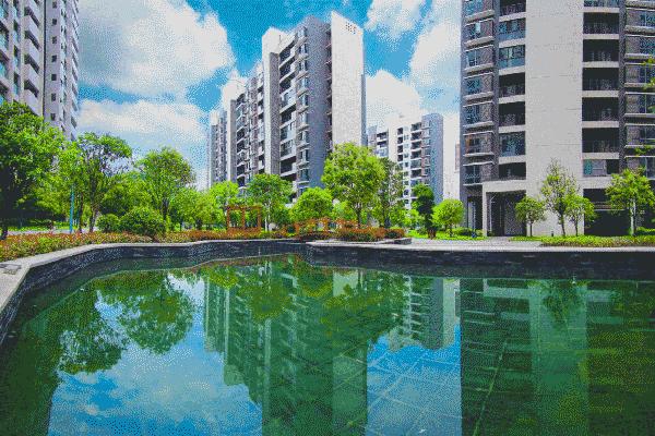四方新城和园