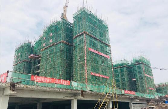 """【华西城·梦享家】6月工程进度   美好渐入""""家""""境,幸福亦可期"""