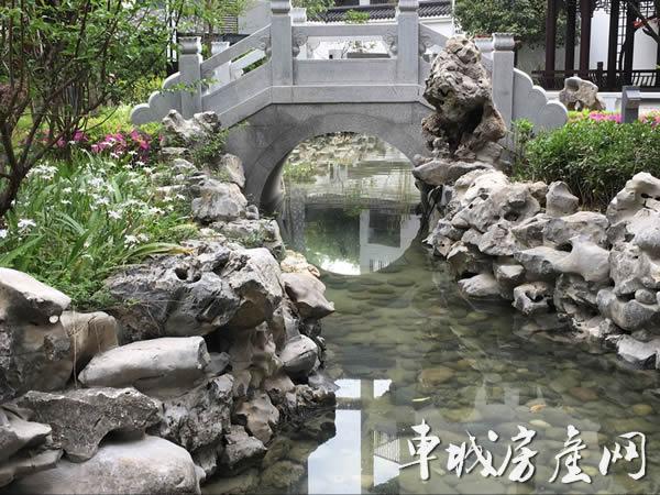 四方山上有佳音,一城池中天然的避暑胜地