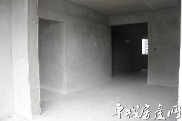 兴丽城7月下半旬工程进度