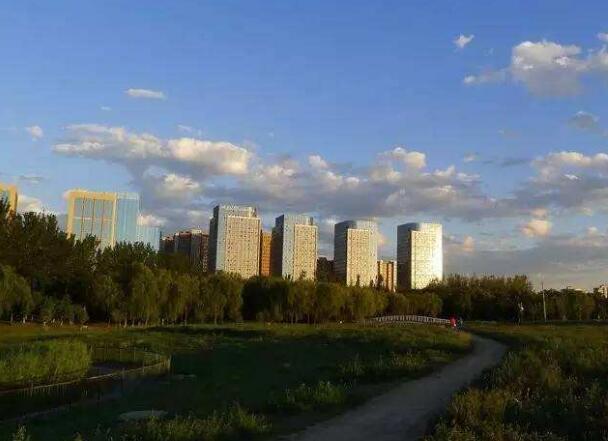 由一张影像联想到的张湾区地产发展趋向