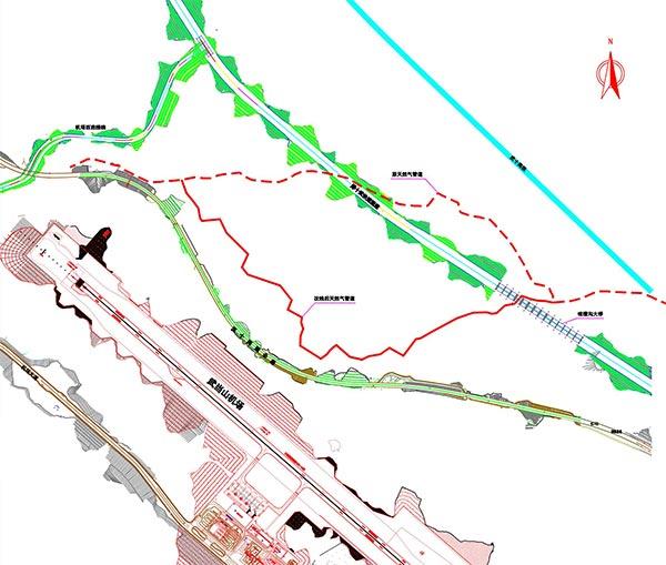 天然气管道西二线枣十支干线十堰段改线工程规划方案公示