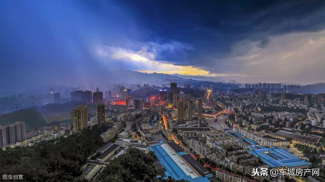 2019年1-8月十堰主城区新建商品住宅成交与去年基本持平