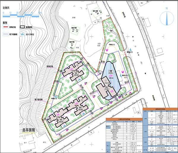 """关于""""湖北国林房地产开发有限公司许白路商住小区项目""""公示"""
