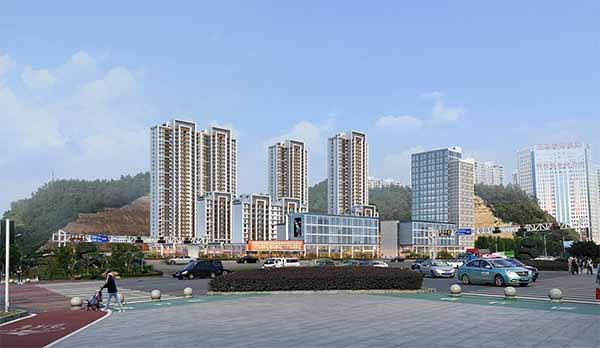 """关于""""十堰市恒久康华置业有限公司商住小区项目""""公示"""