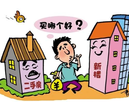 量变质变?看城区新房、二手房市场竞争之变迁