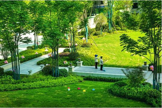 国瑞文旅城丨24小时与自然为邻,打开城市公园生活新想象!