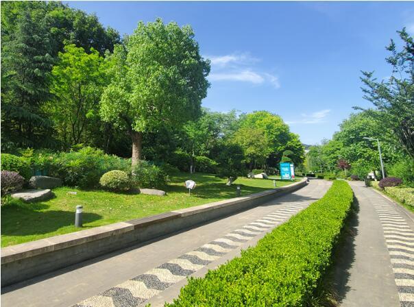 城东品质楼盘,公园水岸与城市繁华比邻,这里已成最佳宜居地
