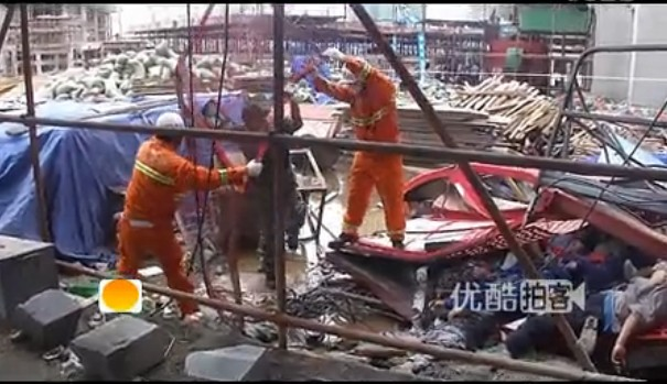 武汉工地电梯坠落19人遇难 施工安全怎保证