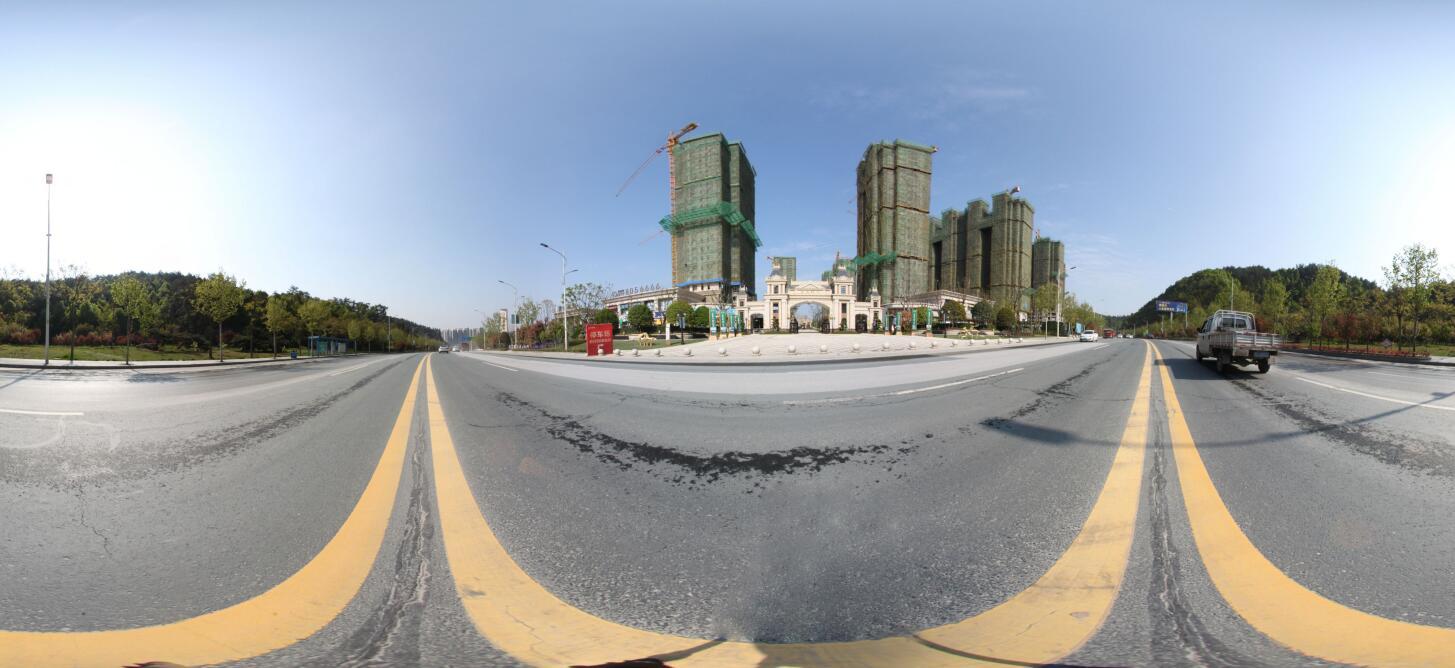 恒大御府周边街景