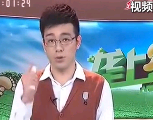 湖北台主持人怒斥贫困县官员腐败 直播当场被撤换